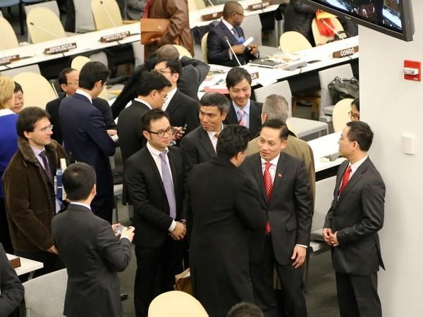 เวียดนามสนทนาอย่างตรงไปตรงมาและเปิดเผยเกี่ยวกับสิทธิมนุษยชน - ảnh 2