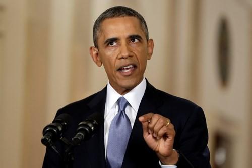 ประธานาธิบดีสหรัฐยอมรับว่า ยังไม่สามารถแก้ไขปัญหาซีเรียได้ทันที - ảnh 1