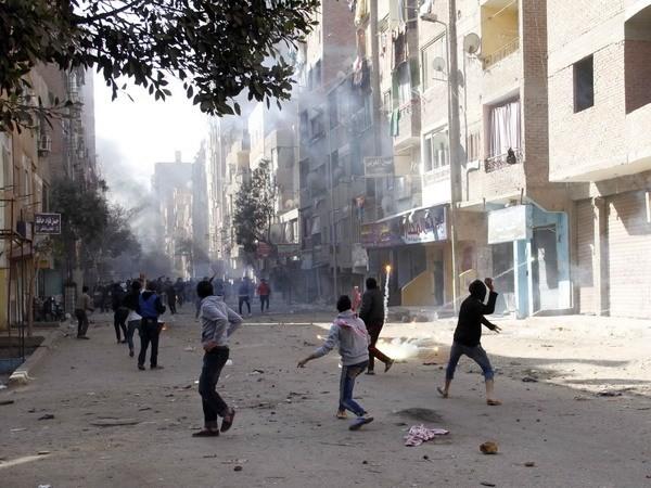 ศาลอียิปต์มีคำพิพากษาให้องค์การ MB เป็นองค์การก่อการร้าย - ảnh 1