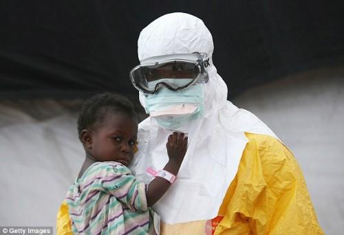 ไวรัสอีโบล่ากลับมาระบาดในไลบีเรีย - ảnh 1