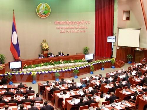 เปิดการประชุมรัฐสภาประเทศลาวครั้งที่ 9 สมัยที่ 7 - ảnh 1