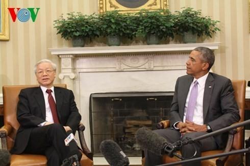 เวียดนามและสหรัฐจะเสร็จสิ้นการเจรจาทีพีพีโดยเร็ว - ảnh 1