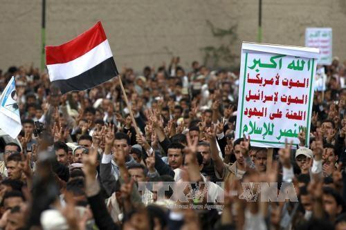 สหประชาชาติแสดงความยินดีต่อคำสั่งหยุดยิงมนุษยธรรมในเยเมน - ảnh 1