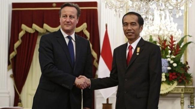 อังกฤษแสวงหาโอกาสในเอเชียตะวันออกเฉียงใต้ - ảnh 1