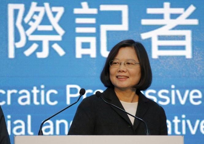 พรรคประชาธิปไตยก้าวหน้าได้รับชัยชนะในการเลือกตั้งผู้บริหารไต้หวัน ประเทศจีน - ảnh 1