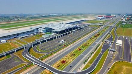 """สนามบินนานาชาติโหน่ยบ่ายรับรางวัล """"สนามบินที่ได้รับการปรับปรุงที่ดีที่สุดในโลก"""" - ảnh 1"""