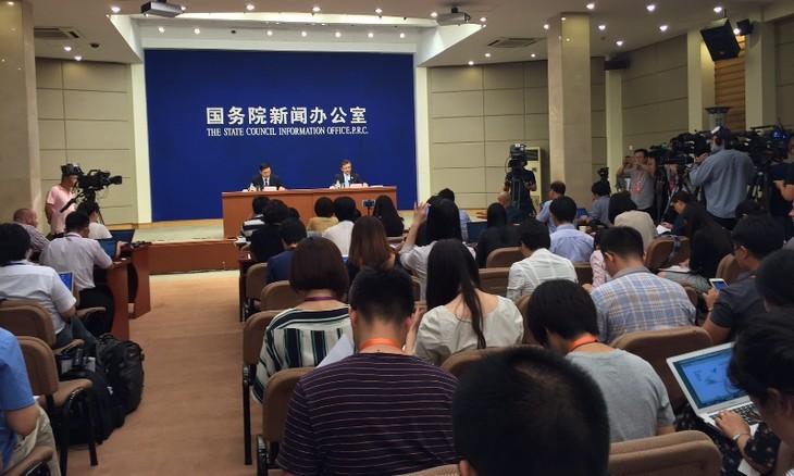 จีนประกาศหนังสือปกขาวคัดค้านคำวินิจฉัยของพีซีเอ - ảnh 1