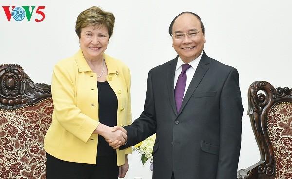 ธนาคารโลกจะร่วมมือและให้การช่วยเหลือเวียดนามพัฒนา - ảnh 1