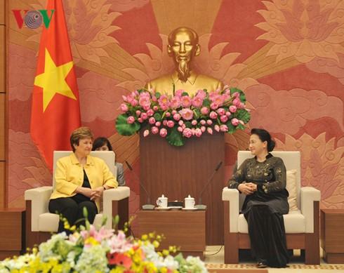 ธนาคารโลกจะร่วมมือและให้การช่วยเหลือเวียดนามพัฒนา - ảnh 2