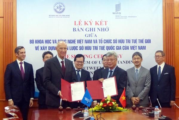 WIPO ให้คำมั่นที่จะให้การช่วยเหลือและผลักดันลิขสิทธิ์ทางปัญญาในเวียดนาม - ảnh 1