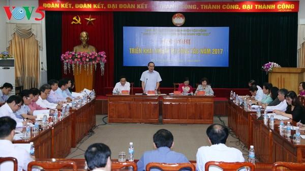 ผลักดันการรณรงค์ชาวเวียดนามให้ความสนใจใช้สินค้าเวียดนาม - ảnh 1