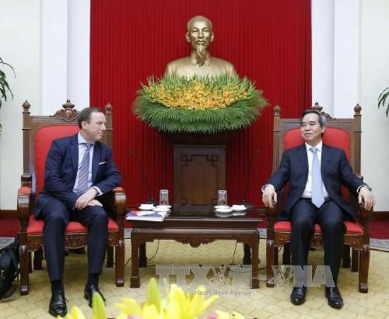 เวียดนามยินดีต้อนรับผู้ประกอบการยุโรปที่เข้ามาลงทุนในเวียดนามอยู่เสมอ - ảnh 1