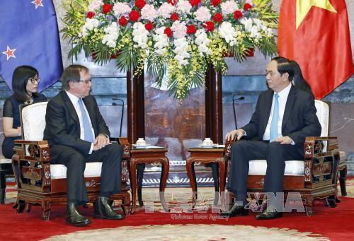 ผลักดันความสัมพันธ์เวียดนาม-นิวซีแลนด์ให้พัฒนาขึ้นสู่ขั้นสูงใหม่ - ảnh 1