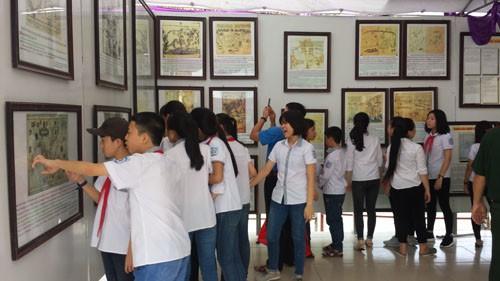 งานนิทรรศการหว่างซา เจื่องซาของเวียดนาม-หลักฐานทางประวัติศาสตร์และนิตินัย - ảnh 1