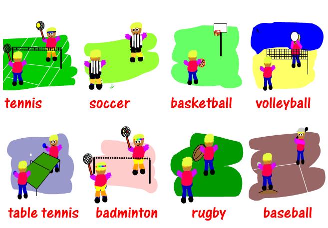 กีฬา (บทที่ 2) - ảnh 1
