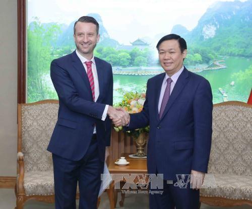 ผลักดันความร่วมมือระหว่างเวียดนามกับอินโดนีเซีย นิวซีแลนด์และออสเตรเลีย - ảnh 1
