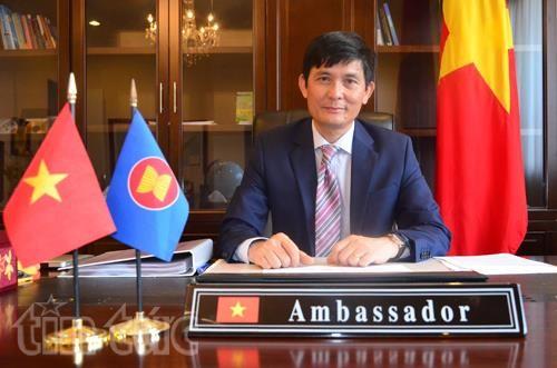 อาเซียนผลักดันการปฏิบัติแผนการเชื่อมโยงแบบบูรณาการ 2025 - ảnh 1