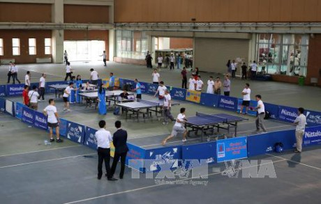 การแข่งขันกีฬากระชับมิตรระหว่างสถานทูตอาเซียนในกรุงฮานอย - ảnh 1