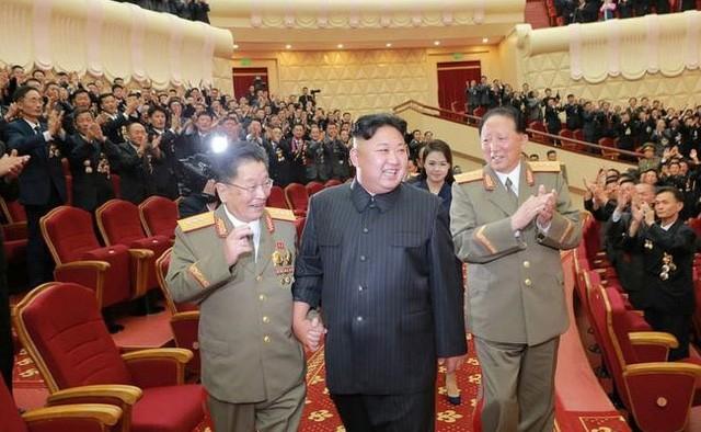 สาธารณรัฐประชาธิปไตยประชาชนเกาหลีเตือนว่า จะตอบโต้ถ้าหากสหรัฐยืนหยัดมติคว่ำบาตรเปียงยาง - ảnh 1