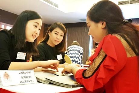 สถานประกอบการไทยและเวียดนาม 100 แห่งประสานงานประชาสัมพันธ์การท่องเที่ยว - ảnh 1