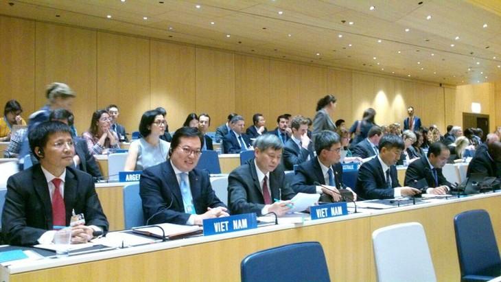 เวียดนามได้รับเลือกเป็นประธานสมัชชา WIPO - ảnh 1