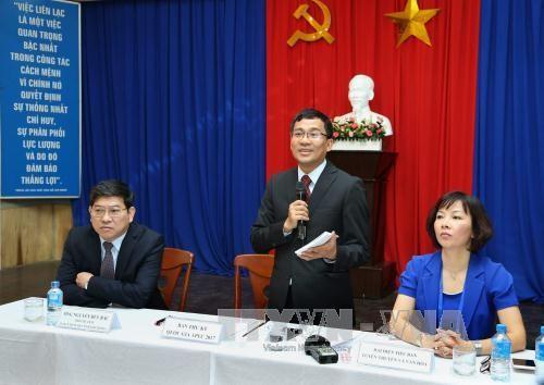 เอเปก 2017 ยกระดับสถานะทางการเมืองของเวียดนาม - ảnh 1