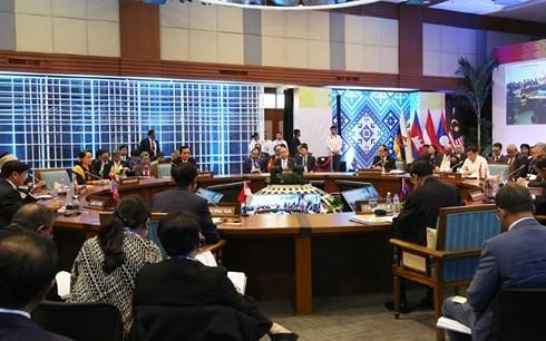 นายกรัฐมนตรี เหงียนซวนฟุก เข้าร่วมการประชุมครบองค์ผู้นำอาเซียนครั้งที่ 31 - ảnh 1