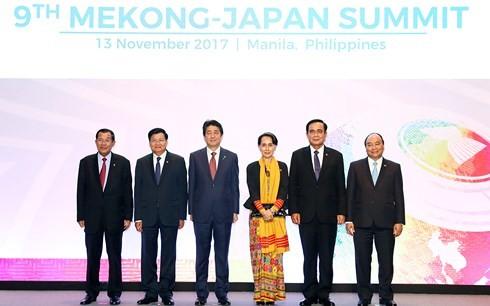 นายกรัฐมนตรีเข้าร่วมการประชุมสุดยอดแม่โขง-ญี่ปุ่นครั้งที่ 9 และการประชุมระดับสูงอาเซียน-สหประชาชาติ - ảnh 1