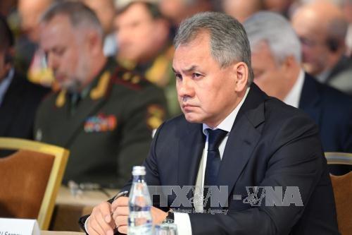 รัสเซียและสหประชาชาติเห็นพ้องที่จะจัดการประชุมใหญ่สนทนาประชาชาติซีเรีย - ảnh 1