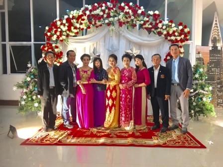 เอกอัครราชทูตเวียดนามประจำประเทศไทยพบปะกับชมรมชาวเวียดนาม - ảnh 3