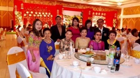 เอกอัครราชทูตเวียดนามประจำประเทศไทยพบปะกับชมรมชาวเวียดนาม - ảnh 2