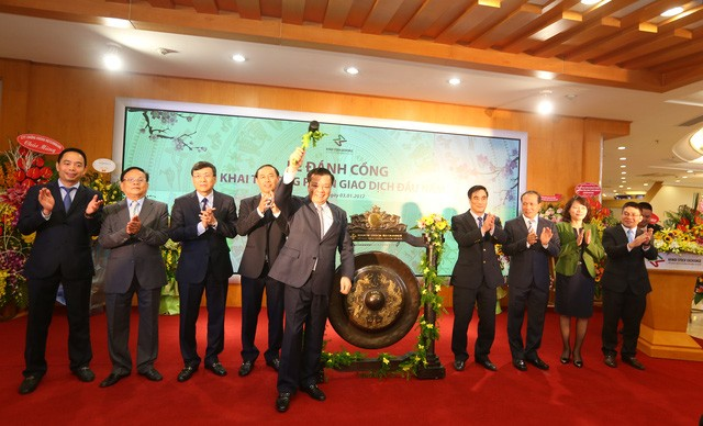 Securities market offers important capital source for Vietnam - ảnh 1