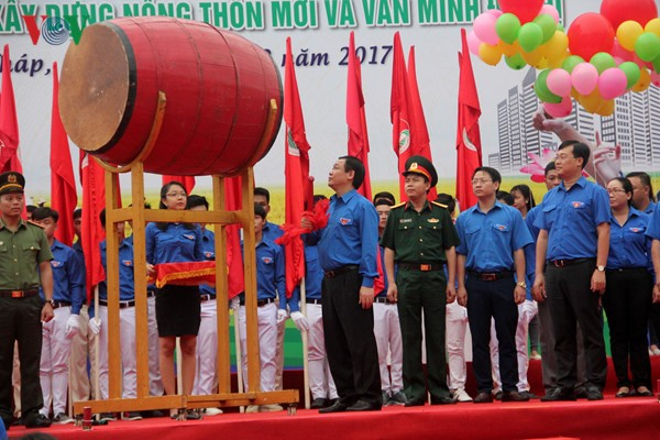 Vietnam's Youth Month 2017 - ảnh 1