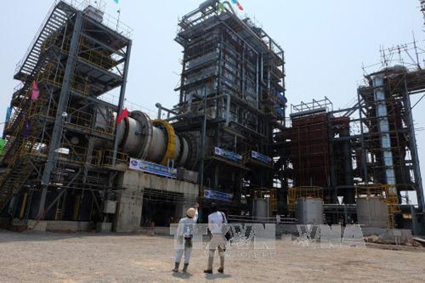 Vietnam's first industrial waste-to-energy plant debuts - ảnh 1