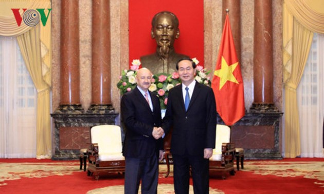 Vietnam aims to strengthen ties with Mexico - ảnh 1
