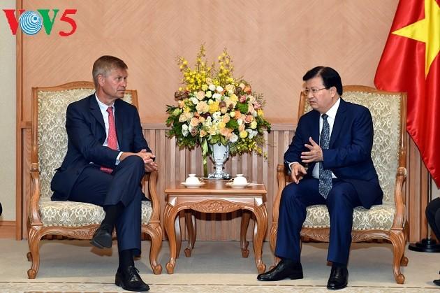 Vietnam will not sacrifice environment for economic gains: Deputy PM  - ảnh 1