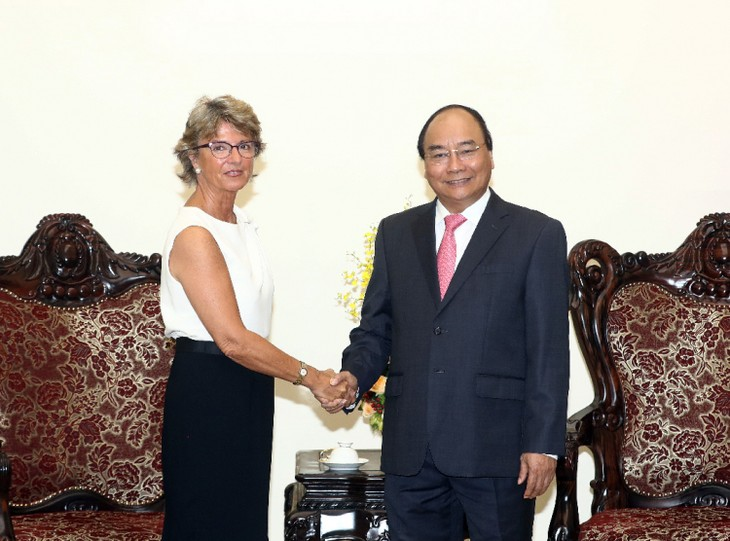 Vietnam aims to promote strategic partnership with Spain   - ảnh 1