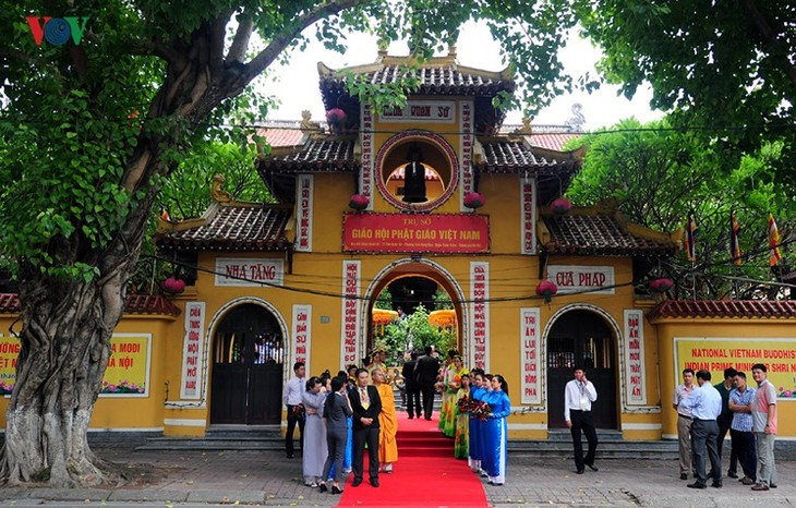 8th Buddhist Sangha National Congress to take place in Hanoi - ảnh 1
