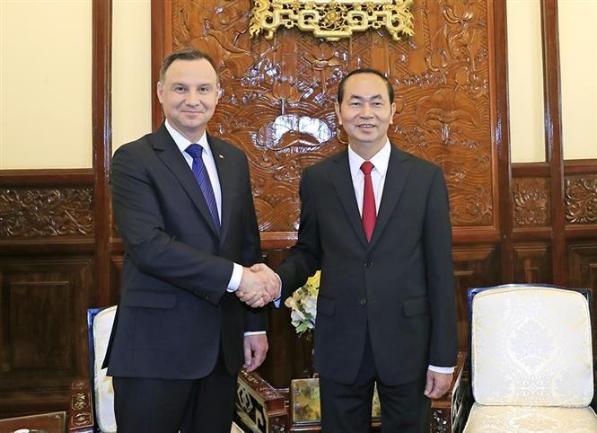 Vietnam-Poland ties see new milestone - ảnh 1