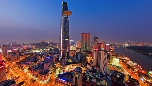 Foreign arrivals in HCM city rise 32% - ảnh 1