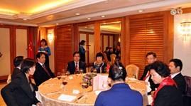 64 years of Vietnam-China diplomatic ties celebrated in Hong Kong - ảnh 1