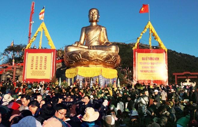 Kết quả hình ảnh cho Yen Tu Festival