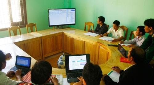 Trinh Minh Chuc's idea to popularize computer sciences  - ảnh 1