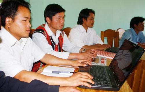 Trinh Minh Chuc's idea to popularize computer sciences  - ảnh 2