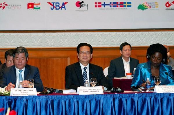 Vietnam Business Forum 2014 - ảnh 1