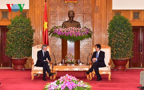 Vietnam, Italy seek to deepen strategic partnership - ảnh 1