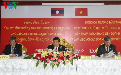 Vietnam, Laos consolidate special friendship, comprehensive cooperation - ảnh 1