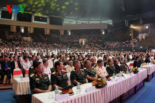 Meeting in Da Nang to mark 40th anniversary of liberation - ảnh 1