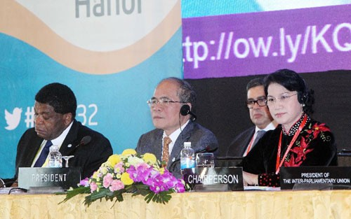 Promoting gender equality, a top priority of IPU 132 - ảnh 1