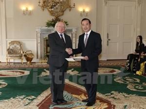Ireland to tighten ties with Vietnam - ảnh 1